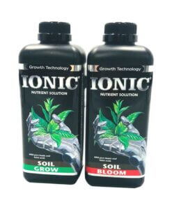 IONIC Soil Grow & Bloom 1L Kit