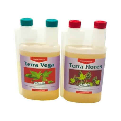 Canna Terra Vega & Flores 1L
