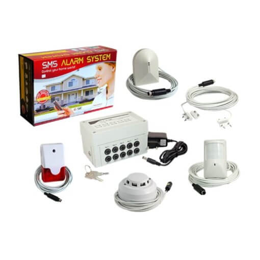 GSE SMS alarm controller KIT
