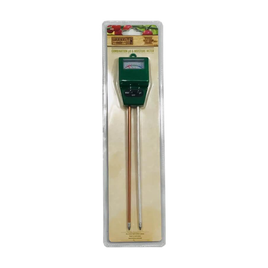 Fugtighed og pH måler