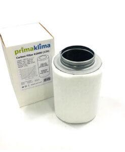 Kul Filter 280m³/h