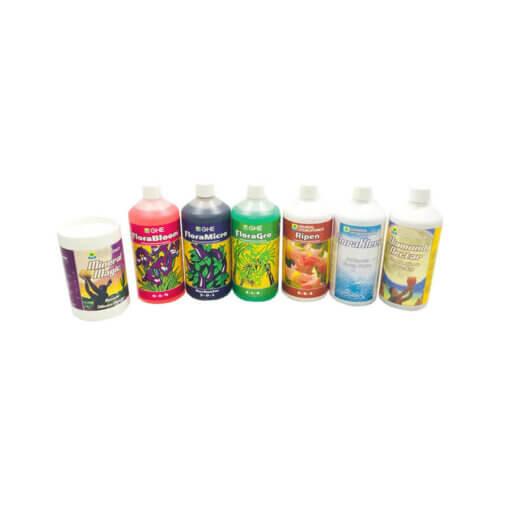 GHE Flora 1L Kit