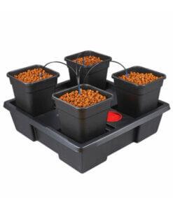 Wilma Grow 4 pots System