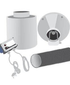 Ventilation kits
