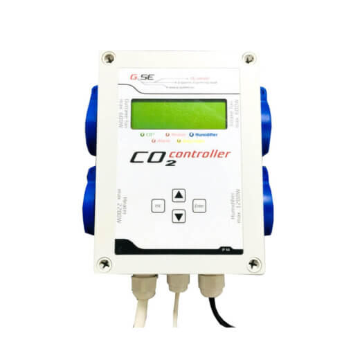 GSE CO2 controller