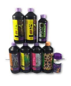 B'cuzz Soil A&B + Bloombastic Kit 1L