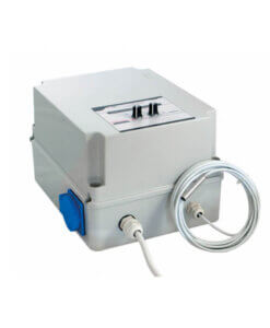 GSE Temp. Step Transformer Controller