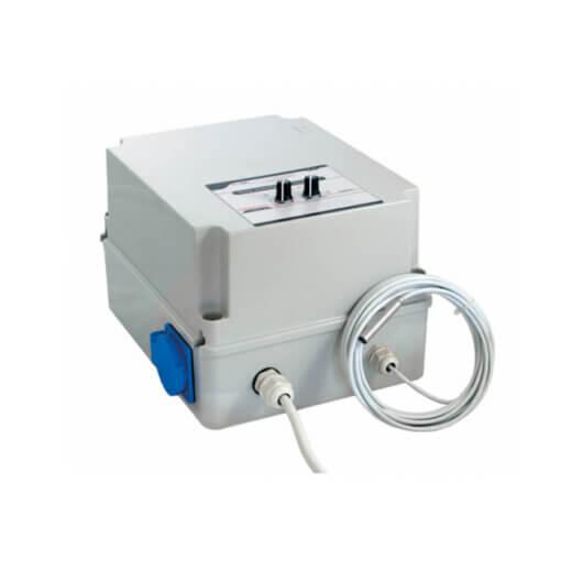 GSE Temp. Step Transformer Controller